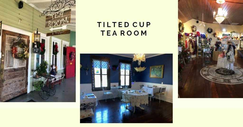 images from the Tilted Teacup, a favorite thing to do in Brooksville, FL