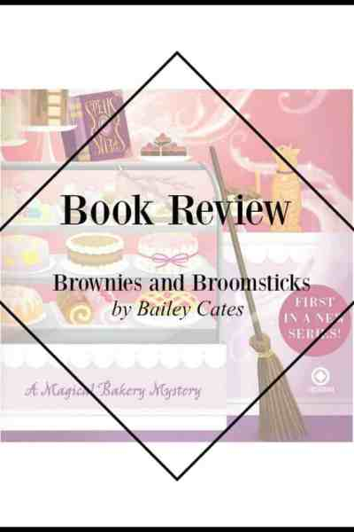 Book review brownies and broomsticks