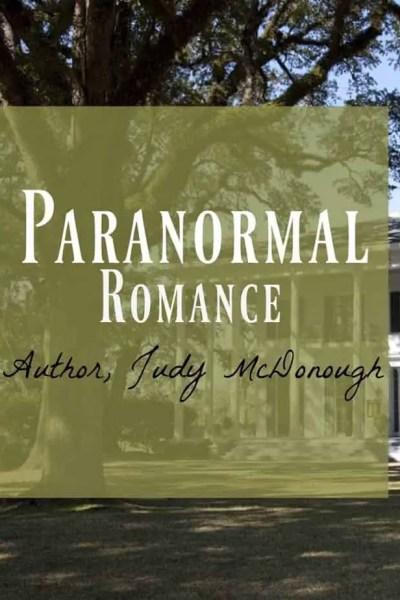 Paranormal Romance Books