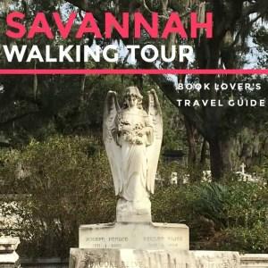 Savannah Walking tour guide