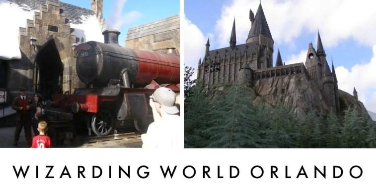 wizarding world orlando Harry Potter USA