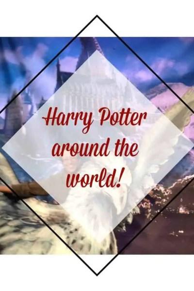Harry Potter experiences