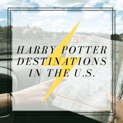 20+ Harry Potter Vacation Ideas in the USA You'll Love