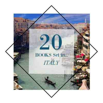 Books set in Italy | When you really want to travel