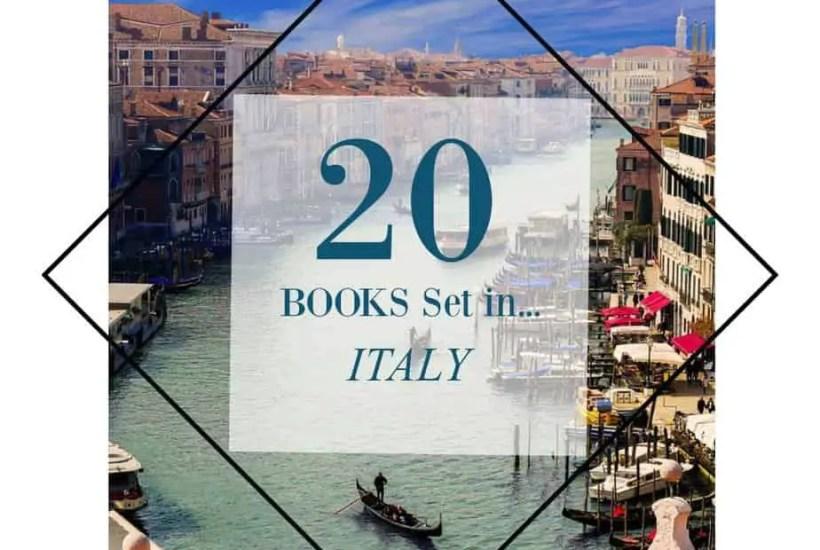 books set in Italy