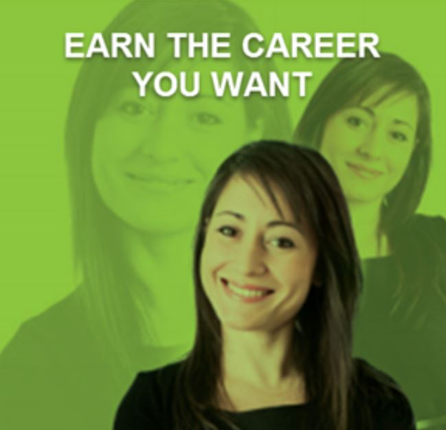 earn the career you want