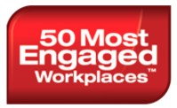 50 Most Engaged Work Places