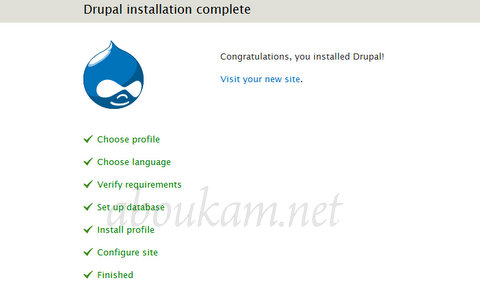 Installation-Drupal7-serveur-web-local-6