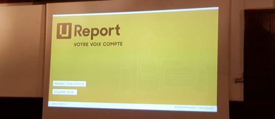 atelier formation-plateforme technologie mobile U-Report