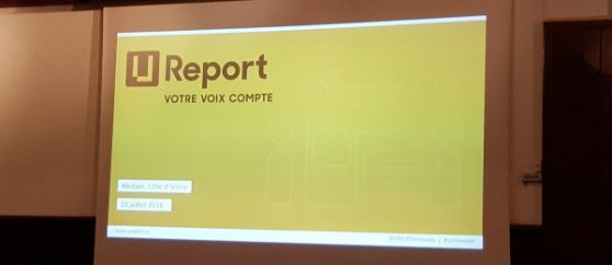 atelier formation-plateforme technologie mobile U-Report