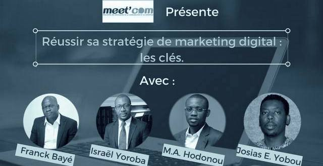 Communication digitale réussir sa stratégie marketing digitale les clés 2