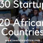 Afrique: Les 16 Startups tech les plus prometteuses en 2017 au sommet Seedstars Africa