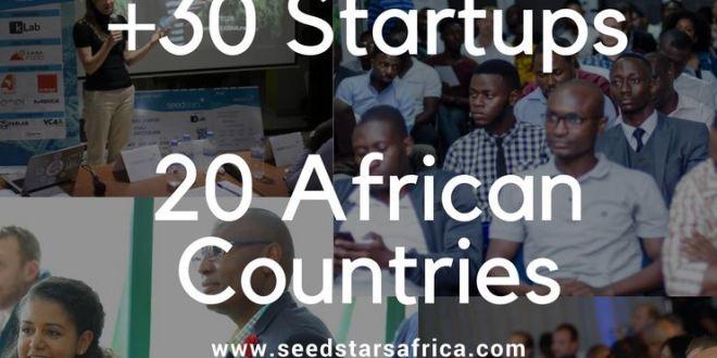 Afrique Les 16 Startups tech les plus prometteuses en 2017 au sommet Seedstars Africa