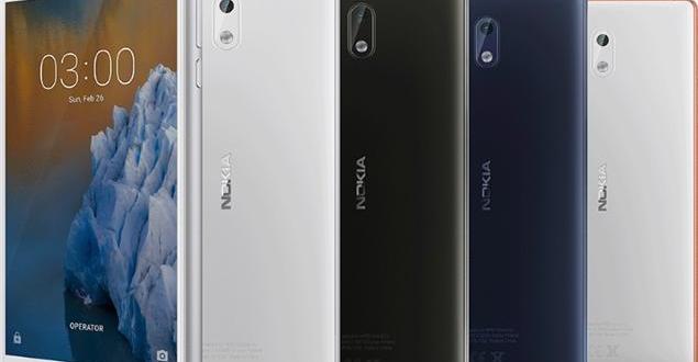 Le Smartphone Nokia 3 voici 8 choses qu'il faut savoir