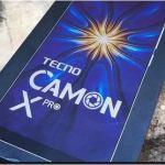 Camon X Pro et Camon X des smartphone pas comme les autres