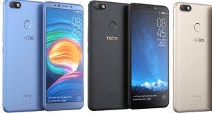 Comparatif Mobile Camon X de Tecno vs Wiko View