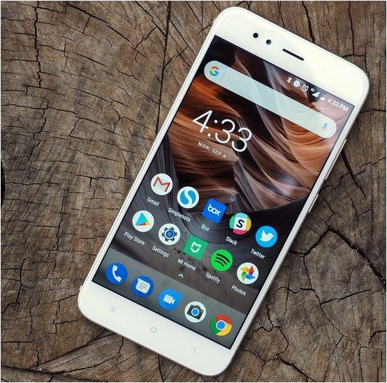 5. Xiaomi Mi A1