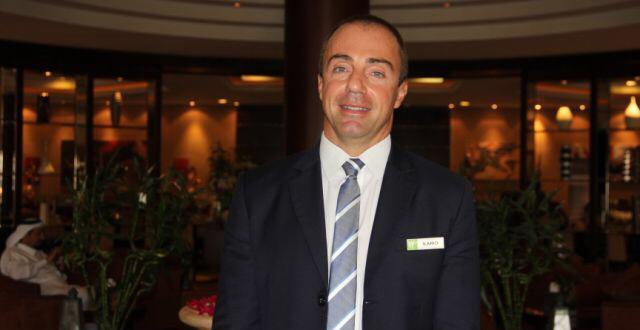 Ilario BOTTA le manager 5 Etoiles de Radisson BLU de Bamako
