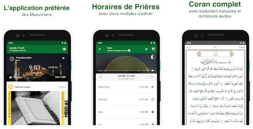 5 des applications mobile essentielles pendant le Ramadan Muslim Pro