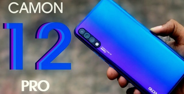 5 Bonnes raisons d'avoir le Camon 12 PRO de Tecno Mobile