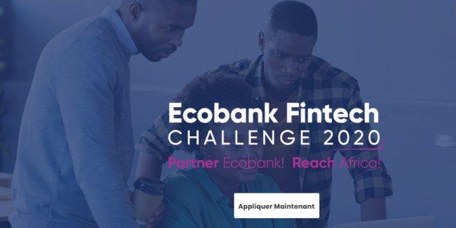 Ecobank Fintech Challenge ce qu'il faut savoir