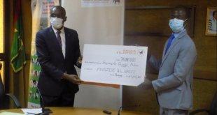 COVID-19 la Banque Atlantique fait des dons pour un montant total de 75 millions au Burkina Faso