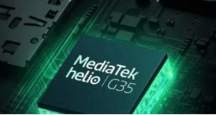 Realme C11 sera le premier smartphone avec MediaTek Helio G35
