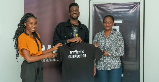 Infinix signe avec SUSPECT 95 en tant qu'égérie de la marque