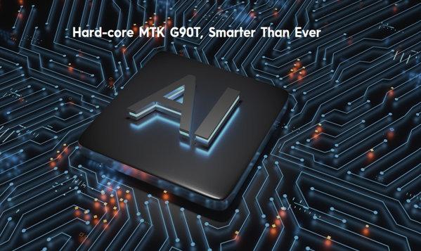 Le Camon 16 Premier embarque un  puissant processeur G90T de Mediatek