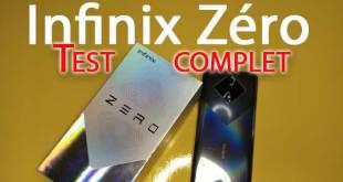 Infinix Zéro 8 test complet et tous ce qu'il faut savoir