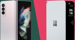 Samsung Galaxy Fold 3 Vs Surface Duo 2 Deux approches du pliable