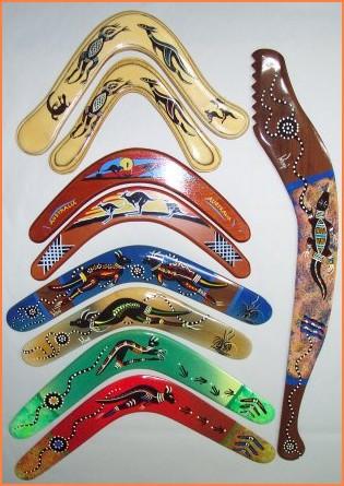 Various Boomerangs