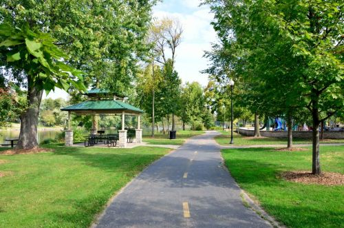 Image result for fox river trail oswego illinois