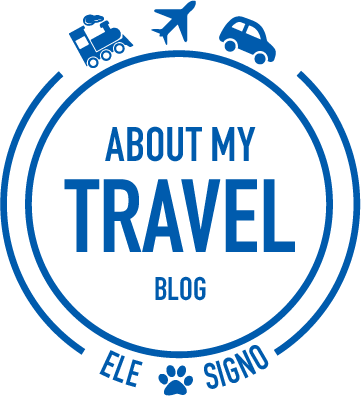 Logo About my travel Blog