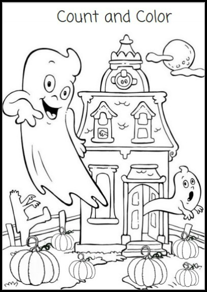free halloween printable coloring pages # 21