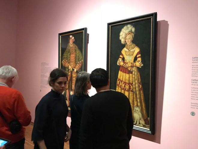 Hendrik de Vrome en Katharina van Mecklenburg, Lucas Cranach