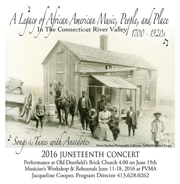 Deerfield Juneteenth Concert