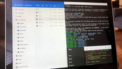 Coding on a Chromebook: I'm all in with Crostini and the Pixel Slate