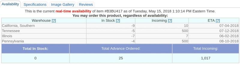 ShopBLT Acer Chromebook Tab 10 inventory