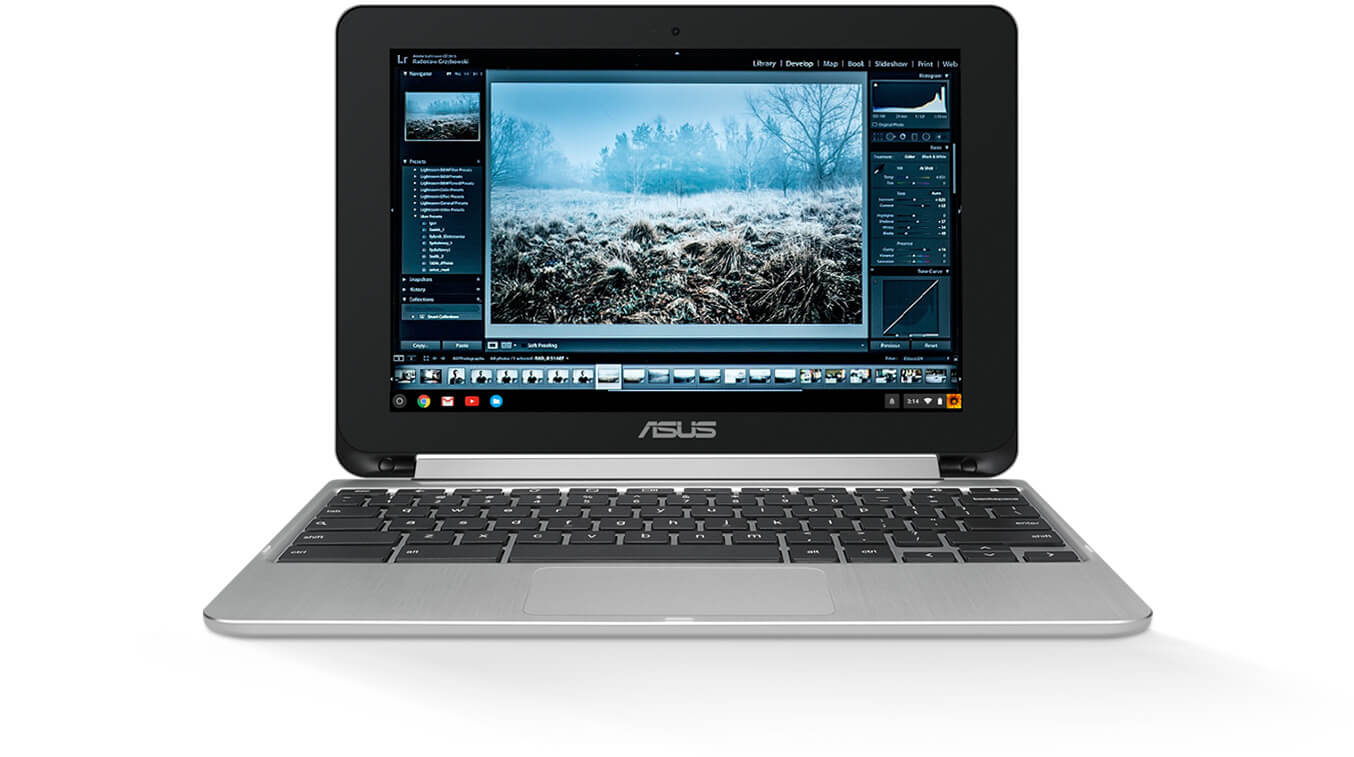 Asus Chromebook Flip 101 getting Linux apps via Project