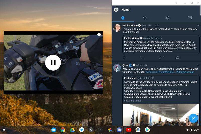 New Chrome OS update brings Smart Text Selection, Continue