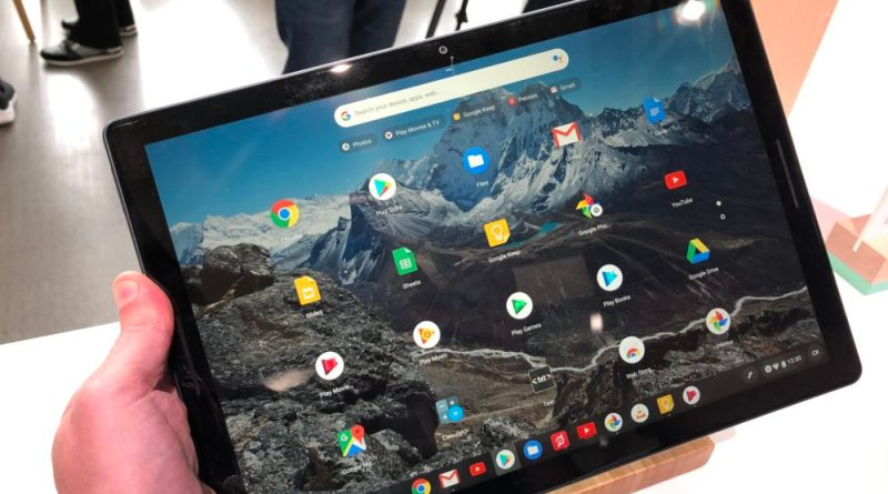 Chrome OS 73 bringing additional tablet transition fixes to 2-in-1