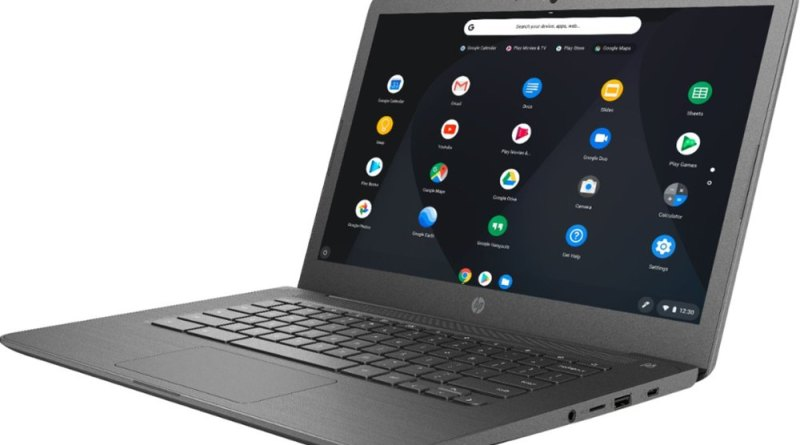 AMD-powered HP Chromebook 14 discounted to $199 this week