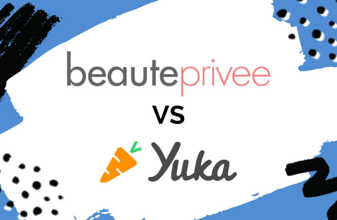 Beauteprivee vs yuka