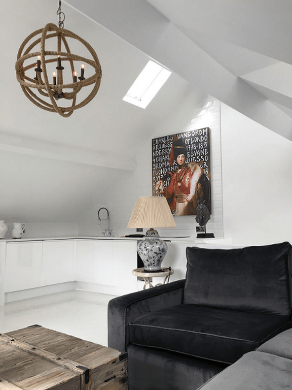 Cotswolds old rectory & coach house by Jimmie Martin