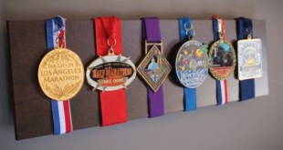 ideas for displaying medals