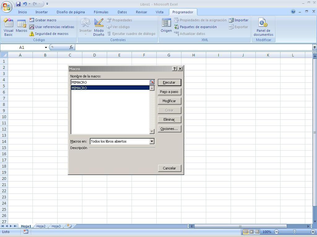 Aprende A Guardar Tus Macros De Un Libro Excel