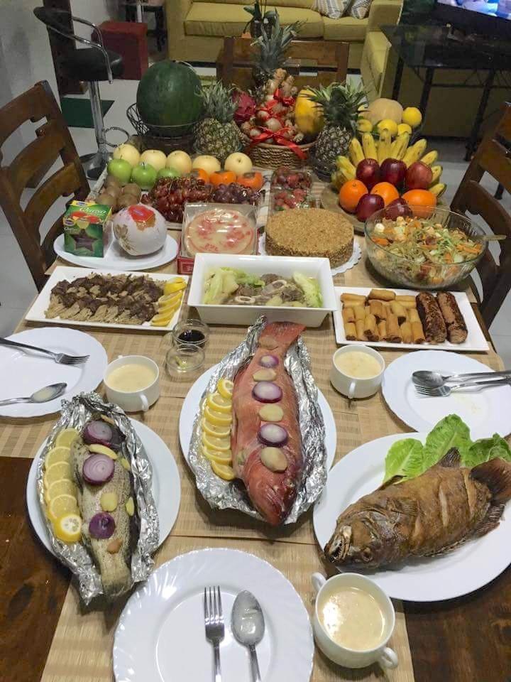 Filipino Food: Chinese New Year