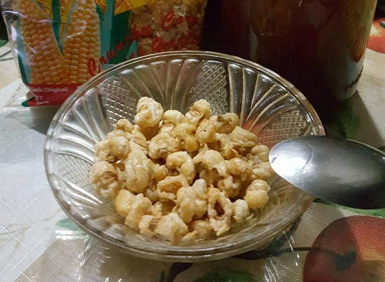 Nana Rosa's chicacorn from Ilocos