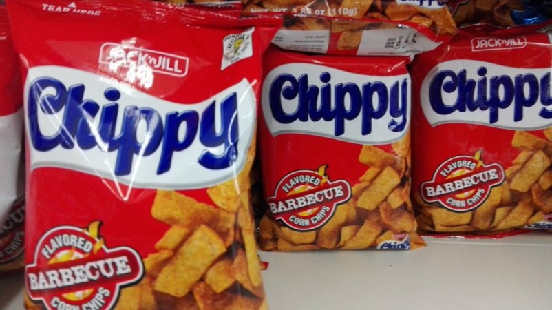 Chippy Barbecue-Flavored Corn Chips